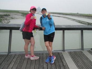 Marathon Du Mont Saint Michel !!