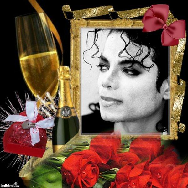 HAPPY BIRTHDAY MY DEAR MICHAEL DESOLER POUR MON RETARD PROBLEME DE CONNEXION MERCI KISS KIMO