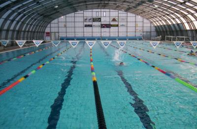 La piscine de aix les bains le club de natation d for Piscine aix les bain