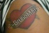 Les tatouages de bruno mars brunomars - Tatouage gitane signification ...