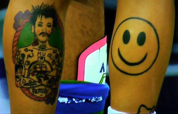 Nouveau Style de Tatouage Nouveau Tatouage Alessandro