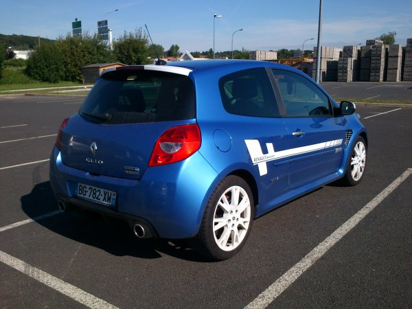 renault clio 3 r s gordini vmgt2 automotive photography. Black Bedroom Furniture Sets. Home Design Ideas