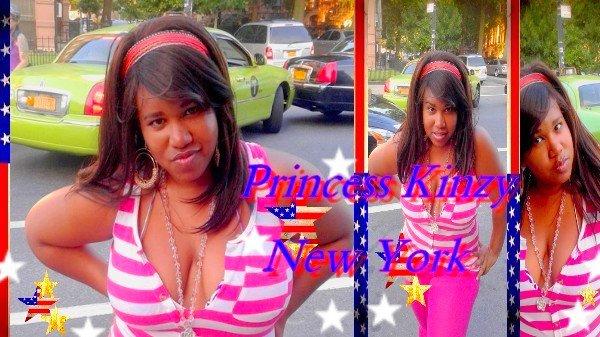 New York mon r�ve r�alit� - Princess Kinzy