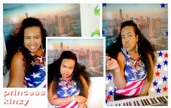 Je me sans chez moi a New York - Princess Kinzy