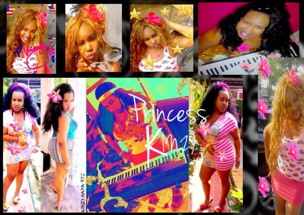 Je Vie Mon R�ve Comme La Mer - Princess Kinzy