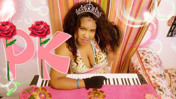 Princess Kinzy la rose sexy pink - ALL POSTERS PRINCESS KINZY