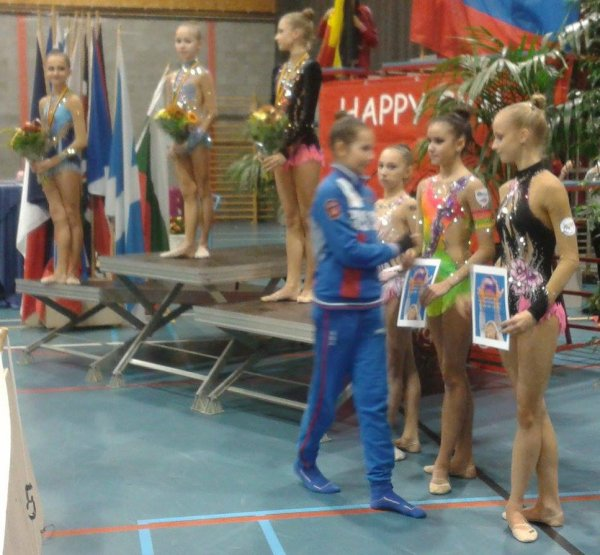"17�me Tournoi International ""Happy Cup"" � Gent"