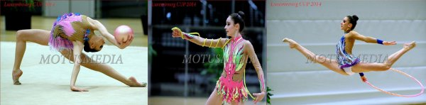 """3�me Edition """"Luxembourg Cup"""" 2014"""