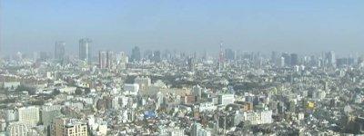 Dimanche premiers pas dans Tokyo