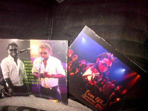 Ferre Gola - 100 kilos (SHOWCASE acoustique 2.0 live fin 2012)