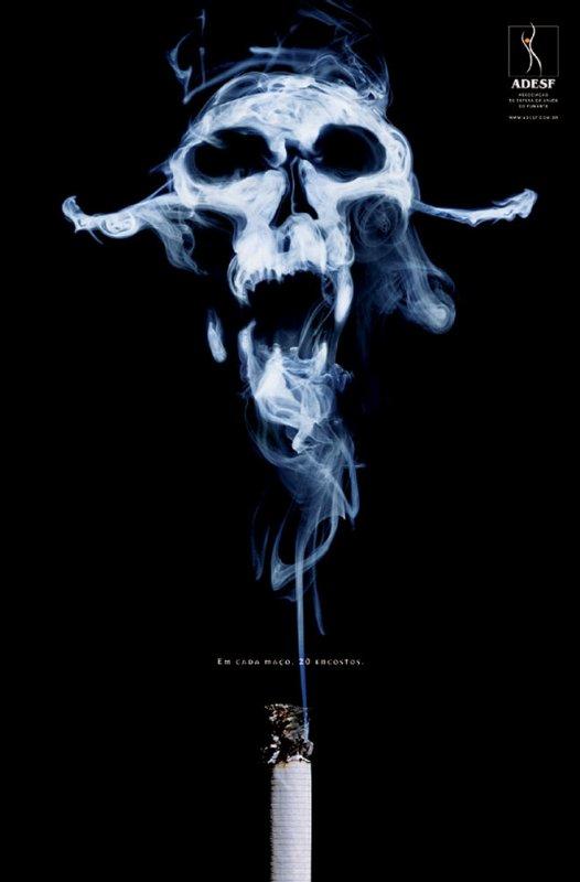 je veux essayer de fumer