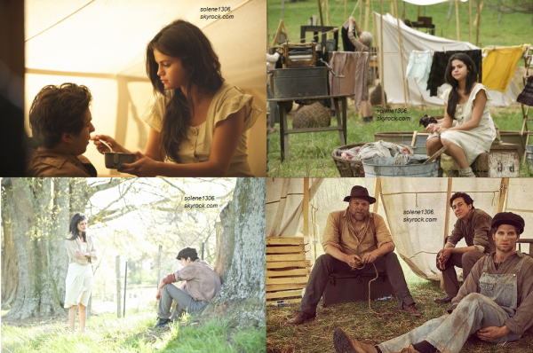 In Dubious Battle : Stills et portrait !