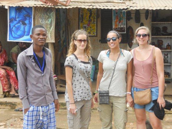 Des nouveaux projets � l'international : Camps chantiers jeunes internationaux