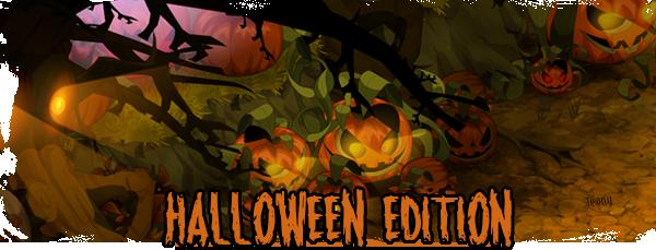 Edition d'Halloween