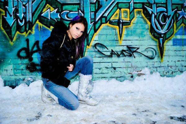 Shooting � Montr�al 11 D�cembre 2010