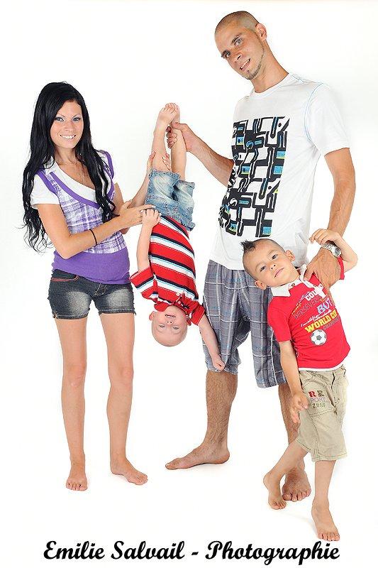 Ma belle famille !