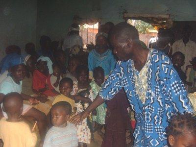 Orphelinat de Bangui