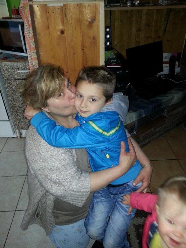 maintenant mes fille et mon fils