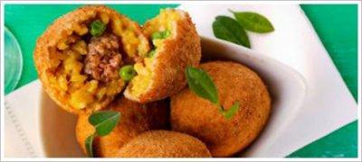 Blog de cuisine215 blog de cuisine215 - Cuisine sicilienne arancini ...