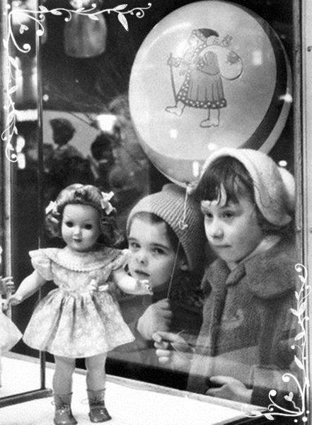 """Photos anciennes poupées poupons """"Admiration"""""""