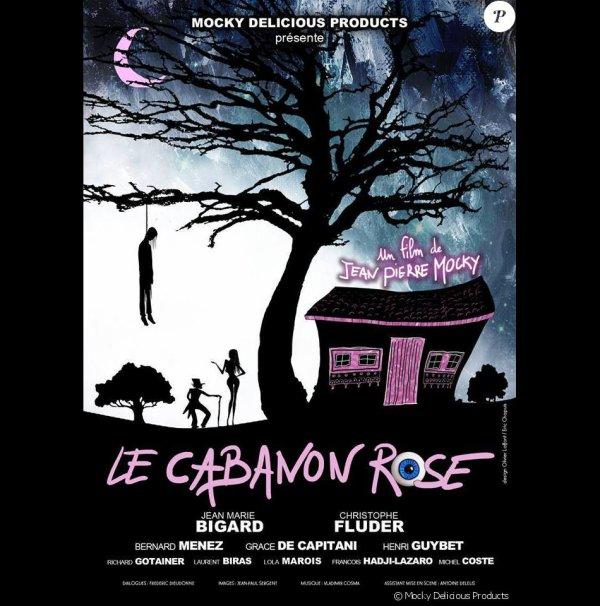 """Film le """"Cabanon Rose"""" Tourné en ardèche août et septembre 2015"""