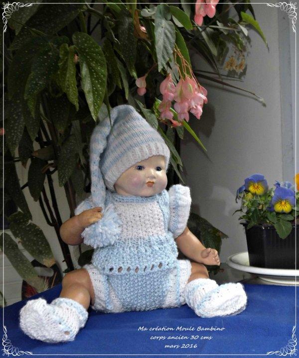 Bambino Petit Frère de Bleuette à adopter N°5