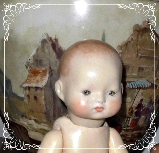 Bambino Petit Frère de Bleuette n°4 ma création
