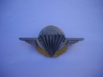 brevet brevet d 39 initiation au parachutisme militaire insignes militaires. Black Bedroom Furniture Sets. Home Design Ideas