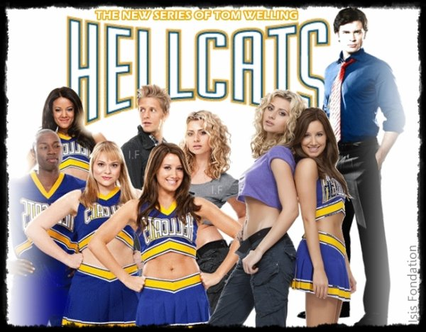- HELL CATS 'S TOM WELLING SERIE -