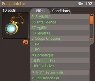 Mode de Jeu Dagues Adous 1/2 CC Sans Dofus Turquoise