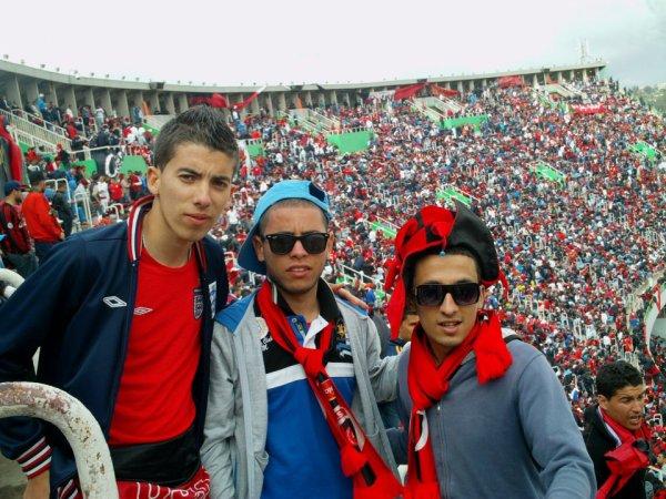 Final Coupe D'Algerie USMA 1-0 MCA