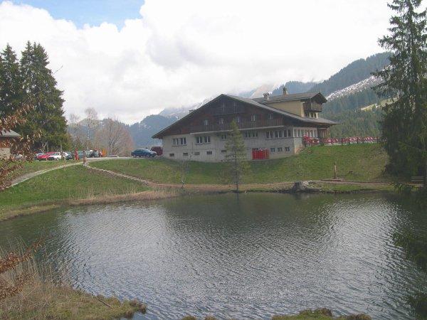 l'Auberge du Lac des Joncs