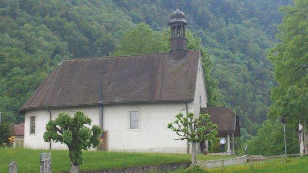 La chapelle de notre Dame des marches