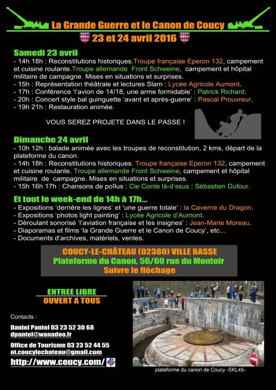 COUCY LE CHATEAU