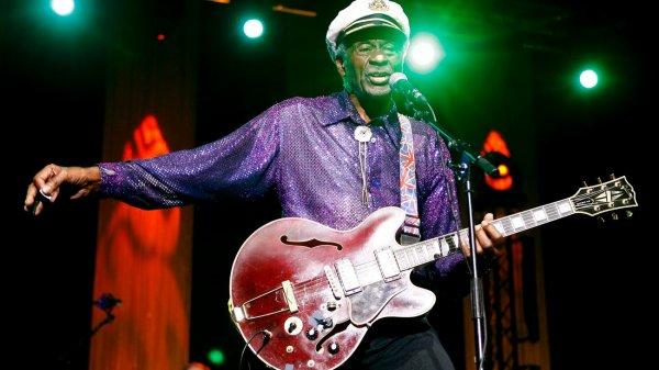 Une bonne dose de Chuck Berry ne fait pas de mal (Happy Birthday !)