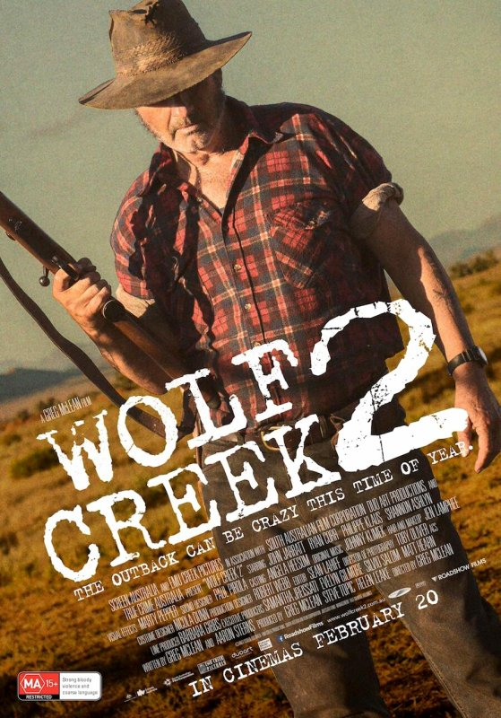 Mick Taylor : the butcher of Wolf Creek