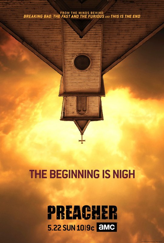 Preacher (the TV adaptation)