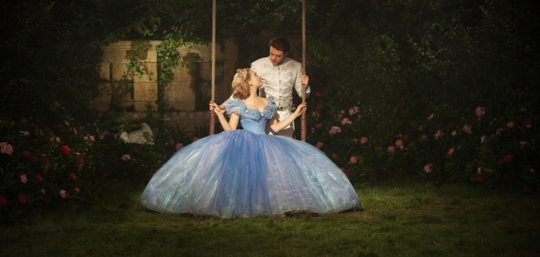 Cendrillon - le film (2015)