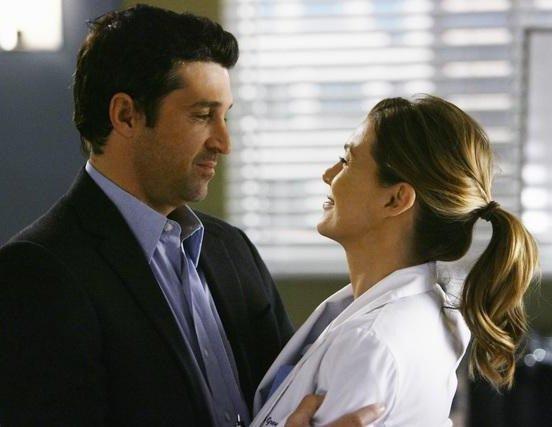 """"""" Je crois qu'on peut être extraordinaire ensemble, plutôt qu'ordinaire séparément."""" - Meredith à Derek, Grey's Anatomy"""