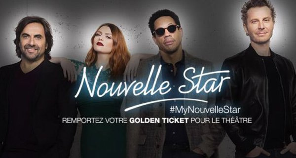 BIENT�T LA NOUVELLE STAR SUR D8 !