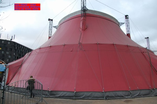 Le cirque electrique paris porte des lilas passion cirque - Le cirque electrique porte des lilas ...