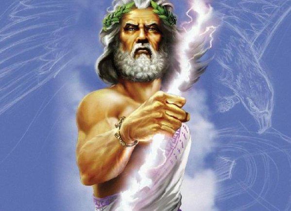Dieu du temps grec