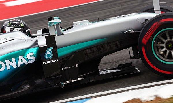 EL2 : Rosberg garde la main