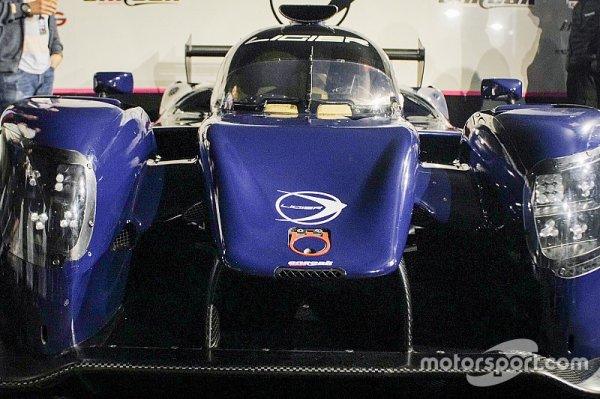 LMP2 - La Ligier JS P217 pr�sent�e