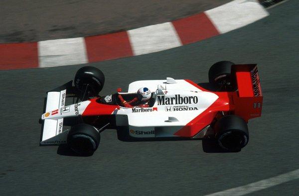 Les plus belles victoires de… Alain Prost (7)