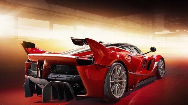 Bient�t une version plus extr�me pour la Ferrari FXX K