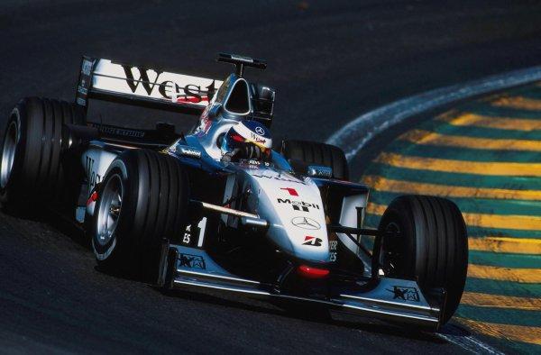 Les 10 plus belles victoires de… Mika H�kkinen (6)