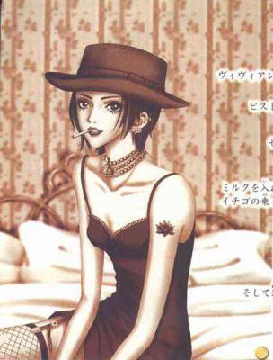 fleur de ren nana manga movie. Black Bedroom Furniture Sets. Home Design Ideas