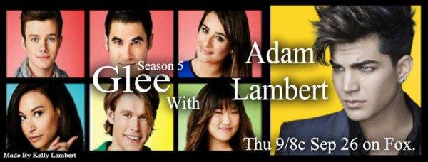 #1746 Infos concernant les épisodes de Glee.