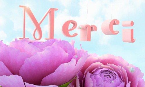 REMERCIMENT  DE  MARY  POUR  SES  CADEAUX  D '  ANNIVERSAIRE    (l)